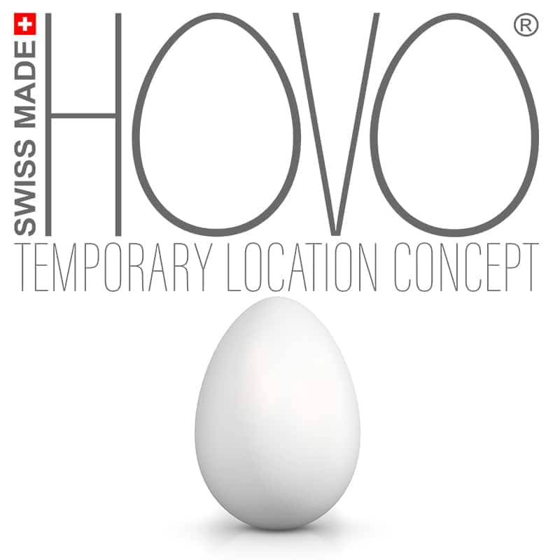 HOVO - Temporary Location Concept