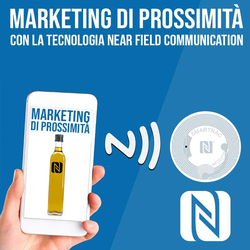 Marketing di prossimità con la tecnologia NFC